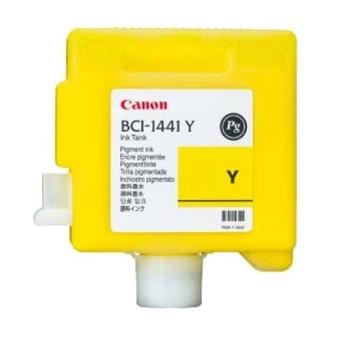 Cartucho canon bci - 1441y amarillo imageprograf w8400