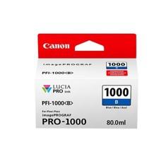 Cartucho Canon PFI 1000 B Azul
