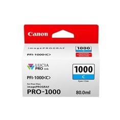Cartucho Canon PFI-1000 C Cian