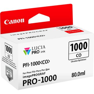 Cartucho Canon PFI 1000 CO Optimidizador Color 3