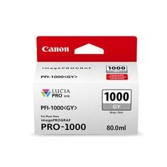 Cartucho Canon PFI 1000 GY Gris