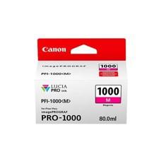 Cartucho Canon PFI 1000 M Magenta