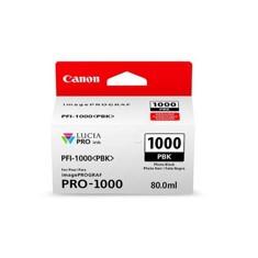 Cartucho Canon PFI 1000 MBK Foto Negro