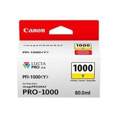 Cartucho Canon PFI-1000 Y Amarillo