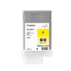 Cartucho Canon PFI 101 Y Amarillo