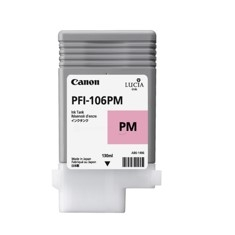 Cartucho Canon PFI-106 PM Foto Magenta