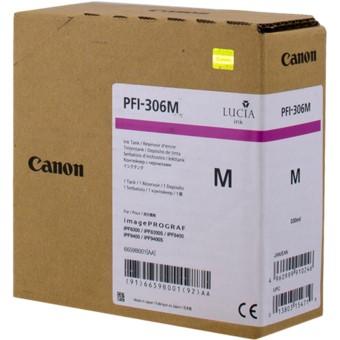 Cartucho Canon PFI 306 M Magenta