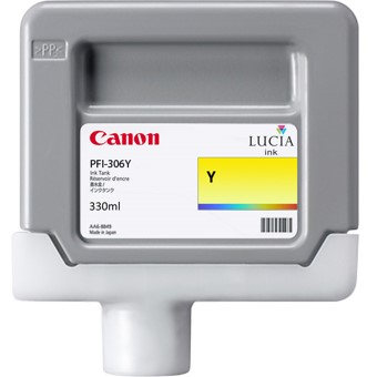 Cartucho canon pfi - 306y ipf8400se ipf8300s ipf8400s