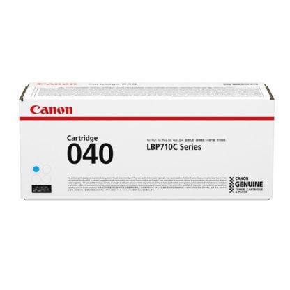 Cartucho Toner Canon 040 Cian 2