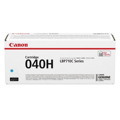 Cartucho Toner Canon 040H Cian 2