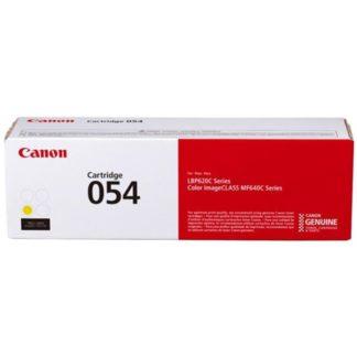 Cartucho Toner Canon 054 Amarillo