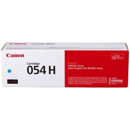 Cartucho Toner Canon 054H Cian