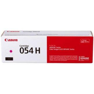 Cartucho Toner Canon 054H Magenta