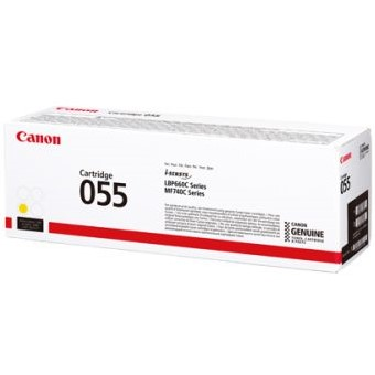Toner canon 055 amarillo 3013c002