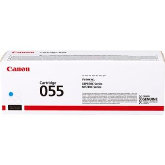 Cartucho Toner Canon 055 Cian