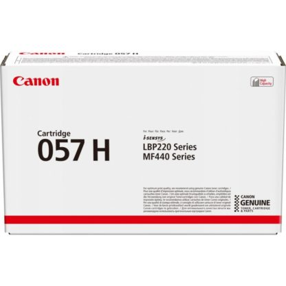 Cartucho Toner Canon 057H