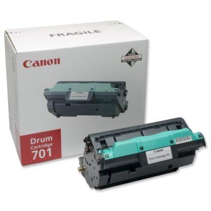 Cartucho Toner Canon 701 Cian
