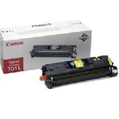 Cartucho Toner Canon 701H Amarillo