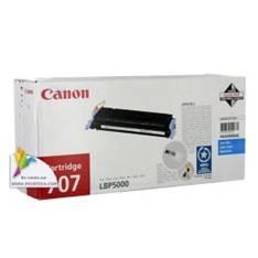 Cartucho Tóner Canon 707C Cian
