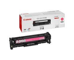 Cartucho Toner Canon 718M Magenta