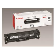 Cartucho Toner Canon 718VP Negro Pack de 2
