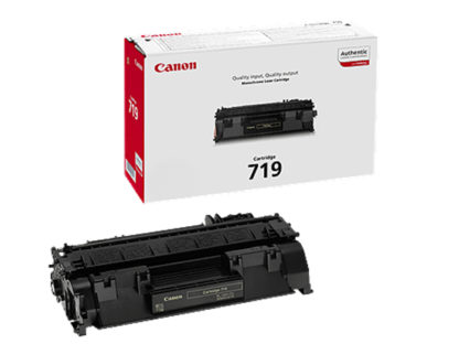 Cartucho Toner Canon 719 Negro 2