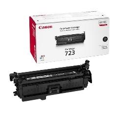 Cartucho Toner Canon 723BK Negro