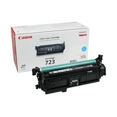 Cartucho Toner Canon 723C Cian