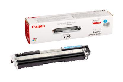 Cartucho Toner Canon 729C Cian