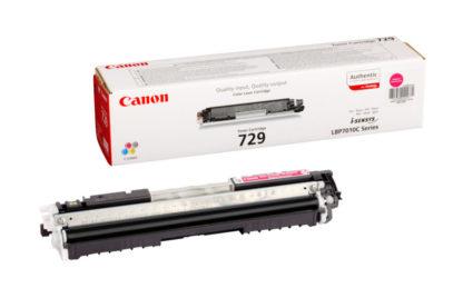 Cartucho Toner Canon 729M M 2agenta