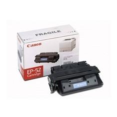 Toner laser negro canon ep52 lbp1760