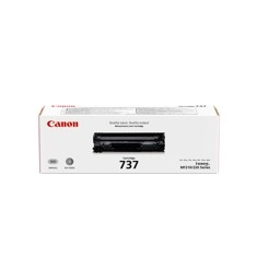 Toner canon cartridge 737