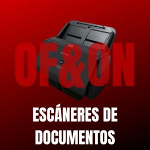 Categoría escáneres de documentos