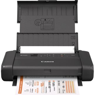 Impresora canon tr150 inyeccion color portatil