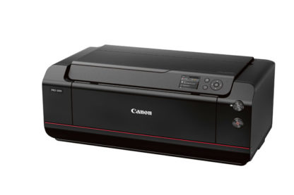 Plotter impresora Canon imagePROGRAF PRO-1000 inyeccion color