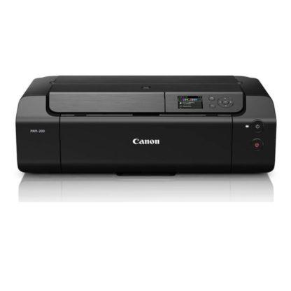 Impresora canon pixma pro - 200 inyeccion color