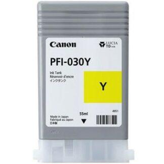 Cartucho canon pfi - 030 amarillo ta - 20ta - 20 mfp
