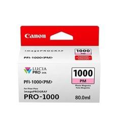 Cartucho canon pfi - 1000pm foto magenta pro - 1000