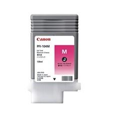 Cartucho canon pfi - 104m magenta ipf650 ipf655