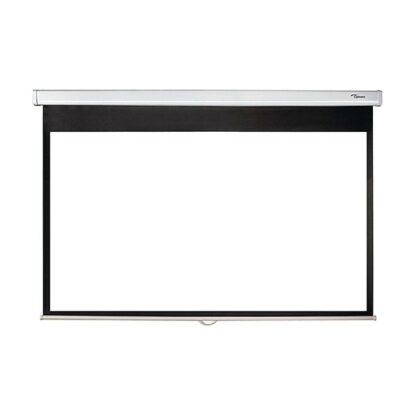 Pantalla videoproyeccion optoma video projection screen