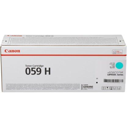 Toner canon 059h cian 13500 paginas