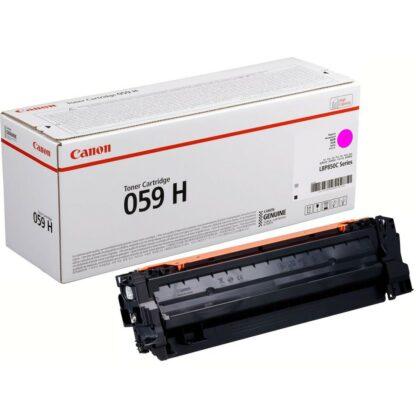 Toner canon 059h magenta 13500 paginas